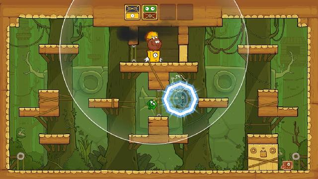Toto Temple Deluxe Screenshots, Wallpaper
