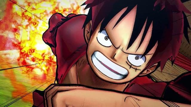 One Piece: Burning Blood Screenshots, Wallpaper