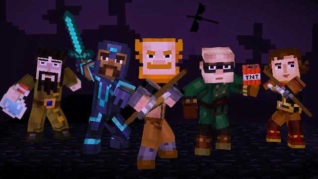 Minecraft Story Mode Episode 4 Screenshot 4