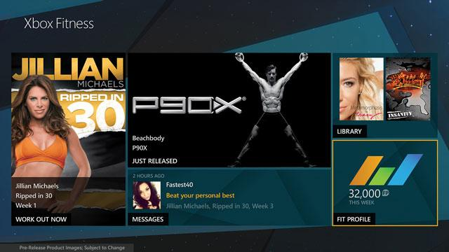 Xbox Fitness screenshot 582