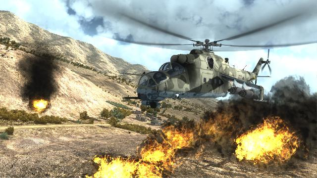 Air Missions: HIND screenshot 5320