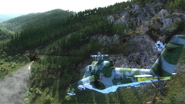 Air Missions: HIND screenshot 5322