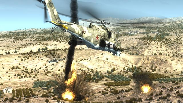 Air Missions: HIND screenshot 5323