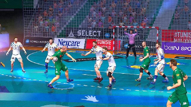 Handball 16 screenshot 5403