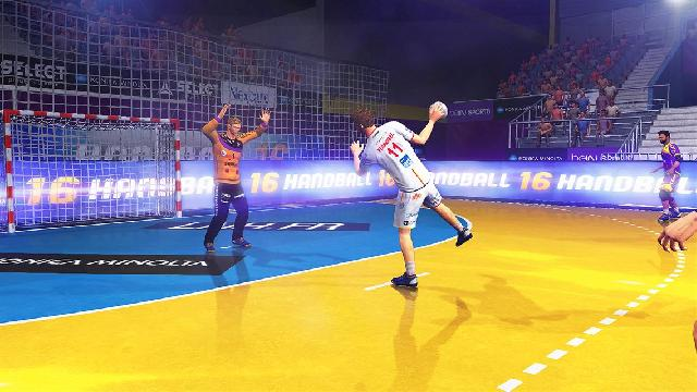 Handball 16 screenshot 5405