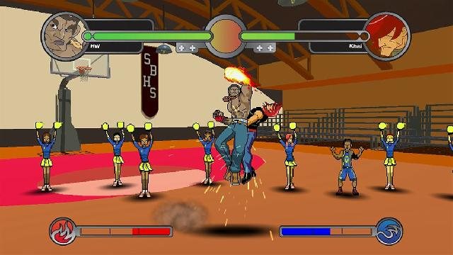 Battle High 2 A+ screenshot 5514