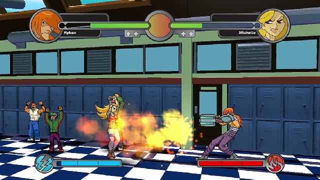 Battle High 2 A+ screenshot 5517