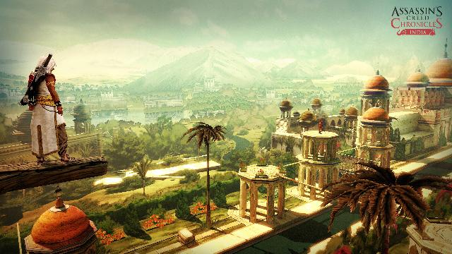 Assassin's Creed Chronicles: India screenshot 5495