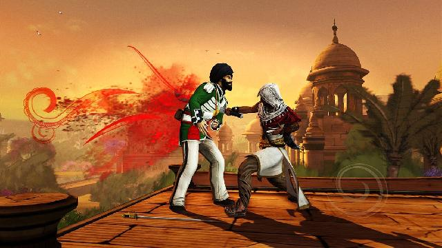 Assassin's Creed Chronicles: India screenshot 5747