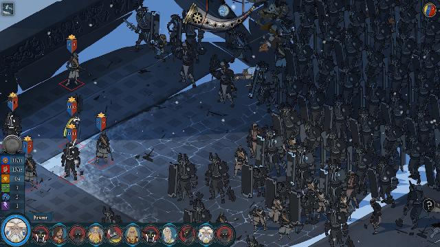 The Banner Saga screenshot 5529