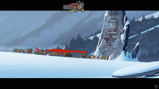 The Banner Saga screenshot 5532