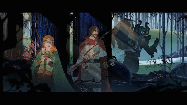 The Banner Saga screenshot 5533