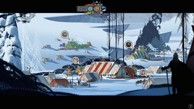 The Banner Saga screenshot 5534