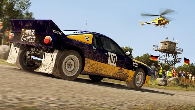 DiRT Rally screenshot 5546