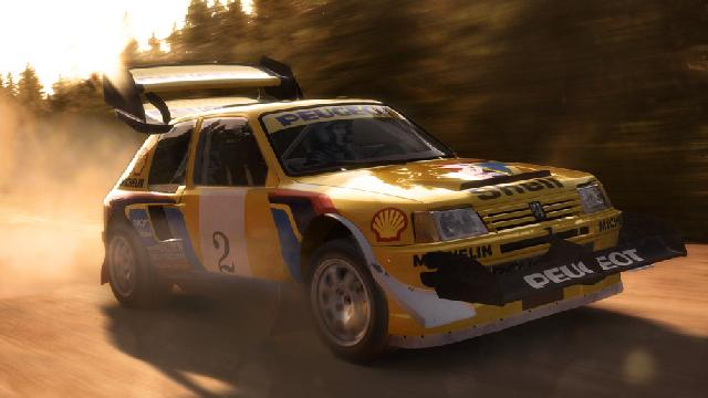 DiRT Rally screenshot 5550