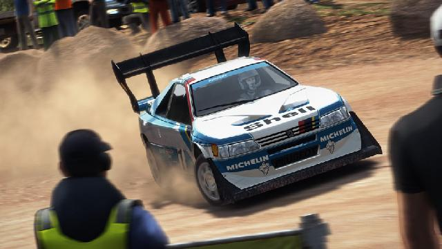 DiRT Rally screenshot 5555