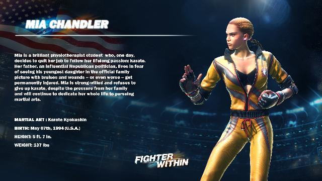Fighter Within screenshot 619