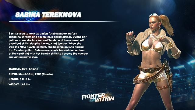 Fighter Within screenshot 622