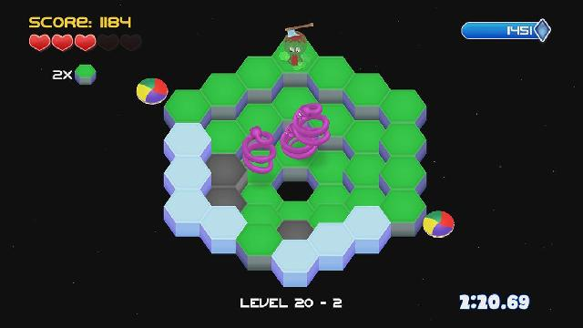 Q*bert REBOOTED: The XBOX One @!#?@! Edition screenshot 5961