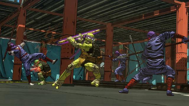 Teenage Mutant Ninja Turtles: Mutants in Manhattan screenshot 6752