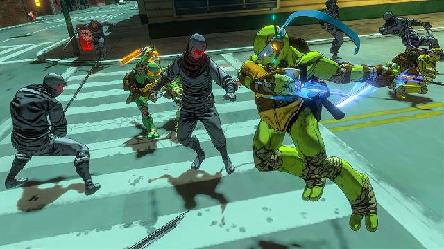 Teenage Mutant Ninja Turtles: Mutants in Manhattan screenshot 6753