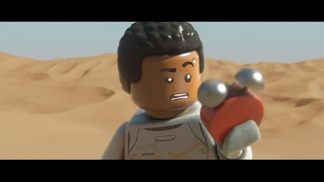 LEGO Star Wars: The Force Awakens Screenshots, Wallpaper