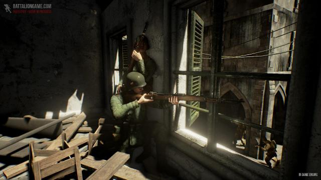 Battalion 1944 screenshot 5998