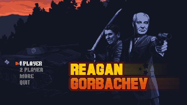 Reagan Gorbachev screenshot 6146