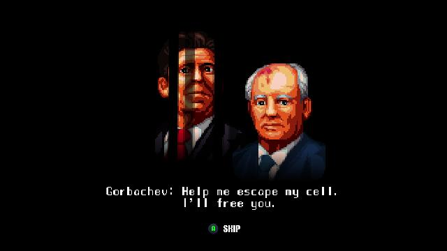 Reagan Gorbachev screenshot 6155