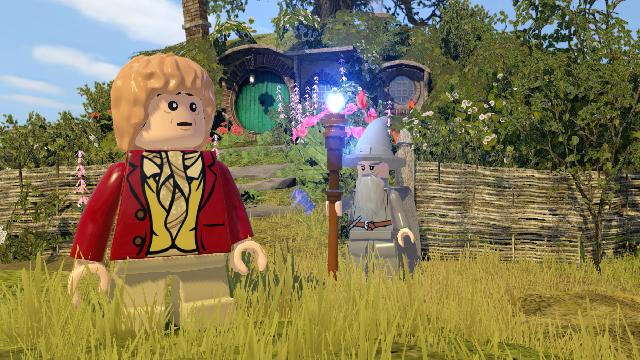 LEGO The Hobbit Screenshots, Wallpaper