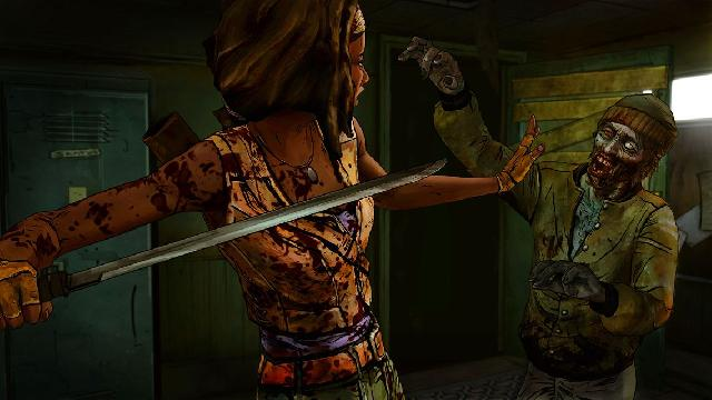 The Walking Dead: Michonne screenshot 6279