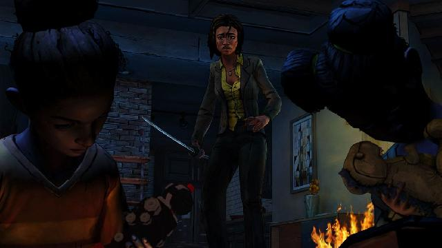The Walking Dead: Michonne screenshot 6280
