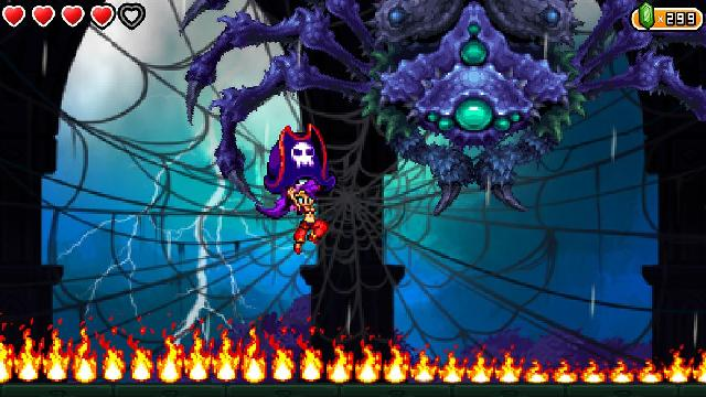 Shantae and the Pirate's Curse screenshot 6295