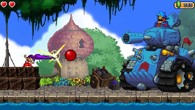 Shantae and the Pirate's Curse screenshot 6298
