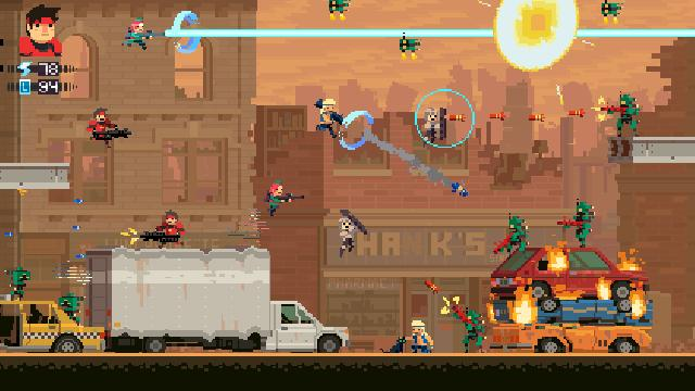 Super Time Force Screenshots, Wallpaper