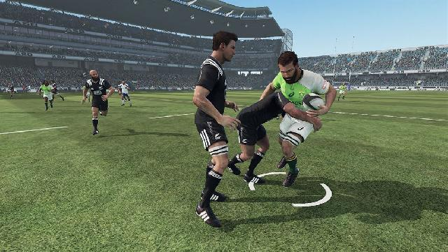 Rugby Challenge 3 screenshot 6608