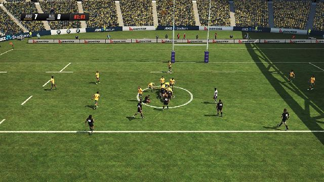 Rugby Challenge 3 screenshot 6611