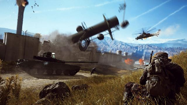 Battlefield 4: Second Assault screenshot 801