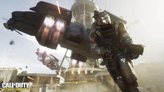 Call of Duty: Infinite Warfare Screenshots, Wallpaper