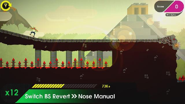 OlliOlli2: XL Edition Screenshots, Wallpaper