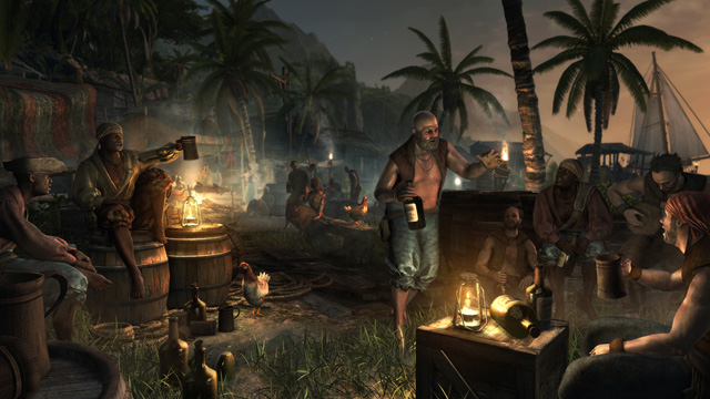 Assassin's Creed IV: Black Flag screenshot 445