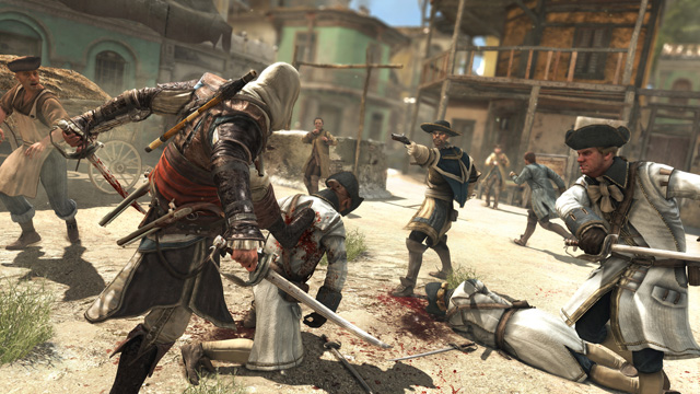 Assassin's Creed IV: Black Flag screenshot 447