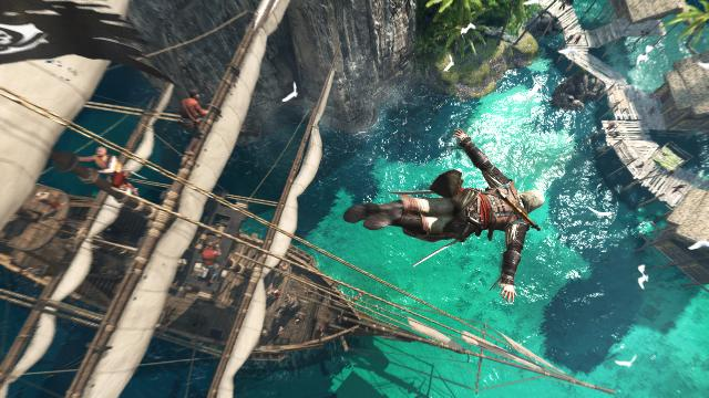 Assassin's Creed IV: Black Flag screenshot 455