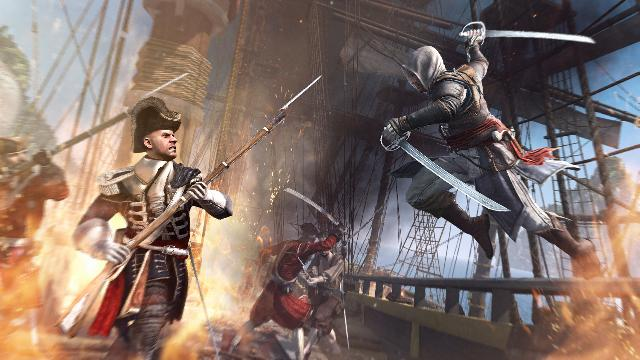 Assassin's Creed IV: Black Flag screenshot 458