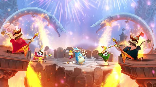 Rayman Legends screenshot 836