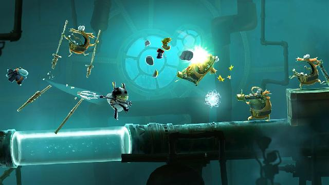 Rayman Legends screenshot 838