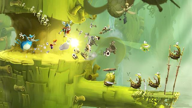 Rayman Legends screenshot 839