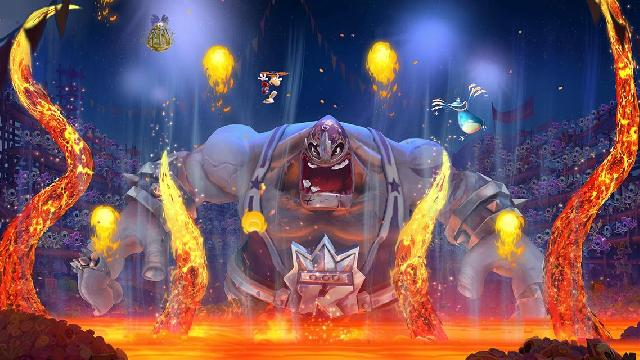 Rayman Legends screenshot 840