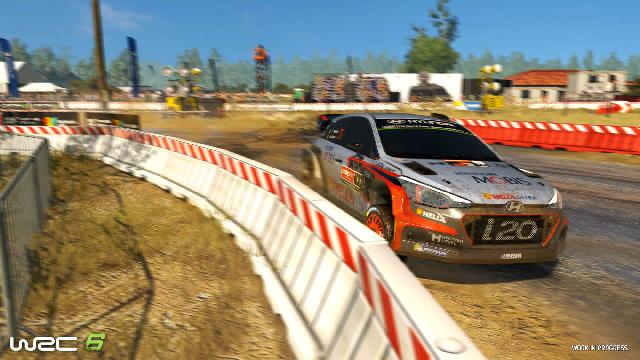 WRC 6 screenshot 6976