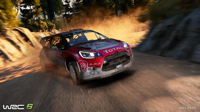 WRC 6 screenshot 6977